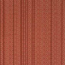 Paprika Stripes Decorator Fabric by Fabricut