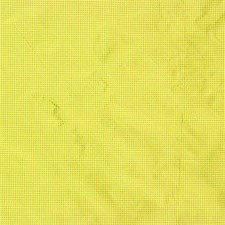 Pale Yellow Check Decorator Fabric by Kravet