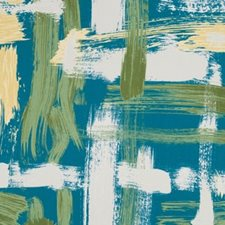 Turquoise Decorator Fabric by Robert Allen