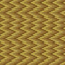 Limoncello Flamestitch Decorator Fabric by S. Harris