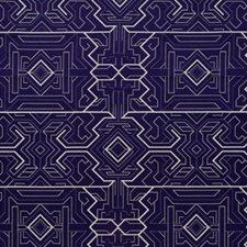 Deep Purple Decorator Fabric by Beacon Hill