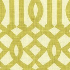 Citrine/Ivory Decorator Fabric by Schumacher