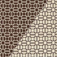 Mink/amp/Ivory Decorator Fabric by Schumacher