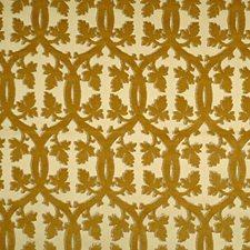 Beige On Ivory Decorator Fabric by Scalamandre