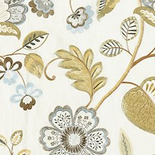 Summer Sage Decorator Fabric by Scalamandre