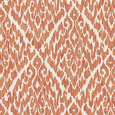 Coral Jacquard Decorator Fabric by Scalamandre