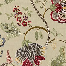 Cinnamon Decorator Fabric by Scalamandre