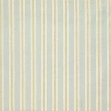 Light Blue/Light Green Stripes Decorator Fabric by Kravet