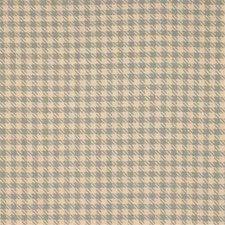 Beige/Green Check Decorator Fabric by Kravet
