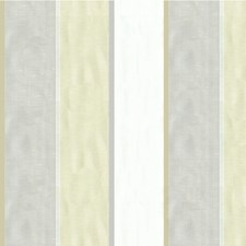 Grey/Beige/White Stripes Decorator Fabric by Kravet