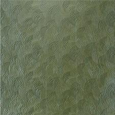 Green/White/Yellow Modern Decorator Fabric by Kravet