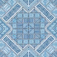 296935 SE42566 5 Blue by Robert Allen