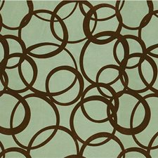 Blue/Brown Texture Decorator Fabric by Kravet