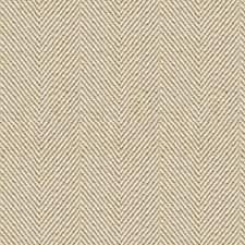Beige/White Stripes Decorator Fabric by Kravet