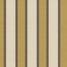 Citron Stripes Decorator Fabric by Kravet