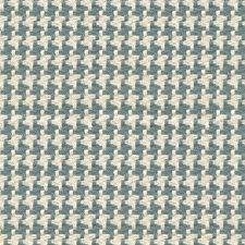 Green/White Check Decorator Fabric by Kravet