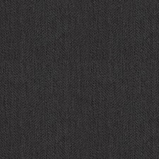 Charcoal Herringbone Decorator Fabric by Kravet