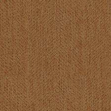 Caramel Herringbone Decorator Fabric by Kravet
