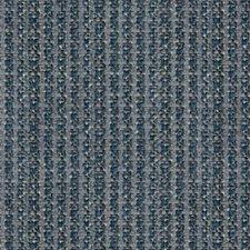 Blue Smoke Herringbone Decorator Fabric by Kravet