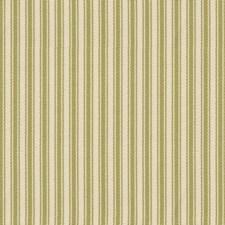 Celery Stripes Decorator Fabric by Kravet