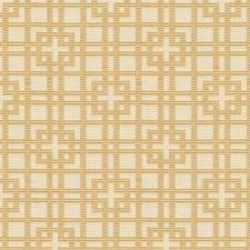 White/Beige Global Decorator Fabric by Kravet