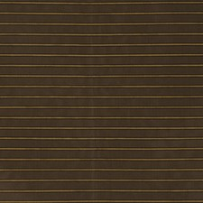 Chocolate Stripes Decorator Fabric by Fabricut