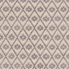 White/Purple Diamond Decorator Fabric by Kravet