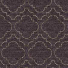 Purple/Yellow Bargellos Decorator Fabric by Kravet