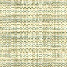 Beige/Blue Stripes Decorator Fabric by Kravet