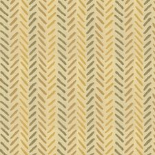Golden Stripes Decorator Fabric by Kravet