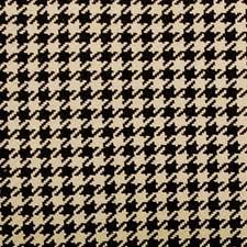 Black/beige Decorator Fabric by Duralee