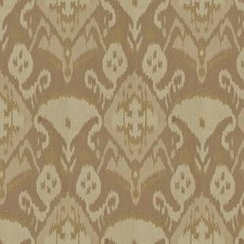 Beige/Grey Ikat Decorator Fabric by Kravet