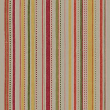 Watermelon Stripes Decorator Fabric by Kravet