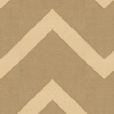 Brown/Beige Modern Decorator Fabric by Kravet