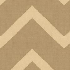 Brown/Beige Modern Decorator Fabric by Kravet