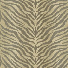 Grey/White Animal Skins Decorator Fabric by Kravet