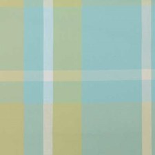 Jade Plaid Decorator Fabric by Duralee