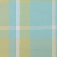 Jade Plaid Decorator Fabric by Duralee