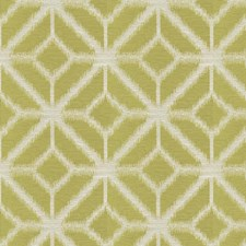 Green/White Modern Decorator Fabric by Kravet