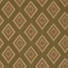 Olive Diamond Decorator Fabric by Fabricut