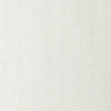 Creme Geometric Decorator Fabric by Duralee