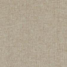 Beige Basketweave Decorator Fabric by Duralee