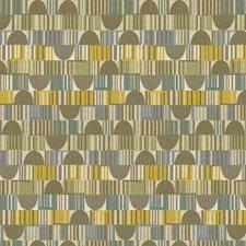 Overcast Geometric Decorator Fabric by Kravet