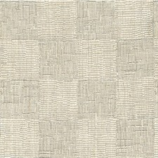 Grey Check Decorator Fabric by Kravet
