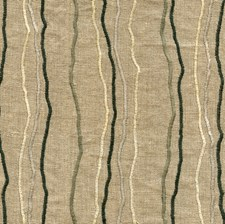 Taupe/Grey/Silver Contemporary Decorator Fabric by Kravet