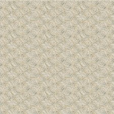 White Gold Metallic Decorator Fabric by Kravet