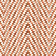 Tangelo Herringbone Decorator Fabric by Kravet