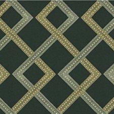 Ink Blue Diamond Decorator Fabric by Kravet