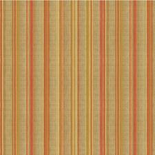 Beige/Pink/Green Stripes Decorator Fabric by Kravet