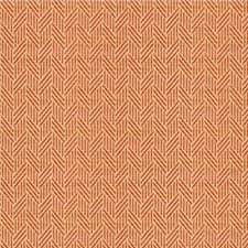 Beige/Rust Geometric Decorator Fabric by Kravet